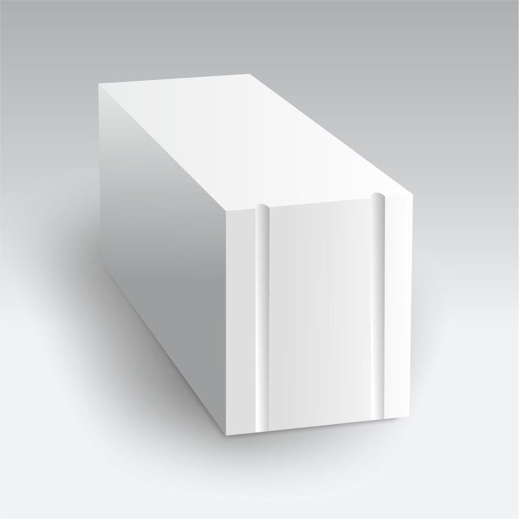Стеновые блоки из газобетона: Б2-D700-В3,5-F100 (625/200/250 мм) в Сибит