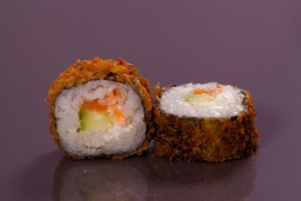 Роллы: Сяке фурай в Sushin