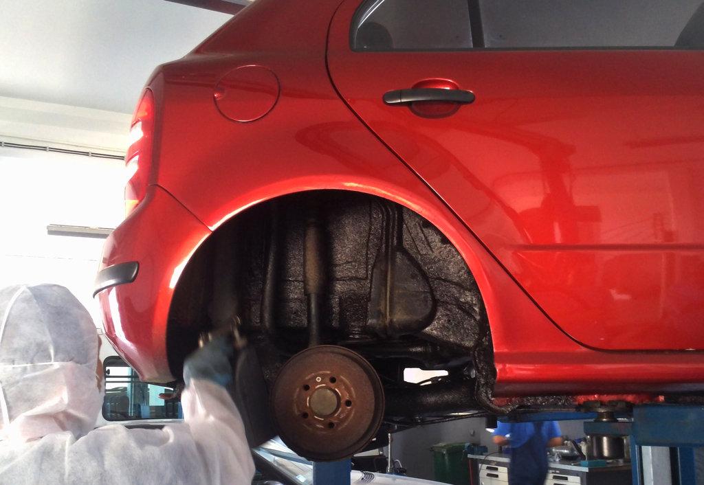 Ukupna zastita: VW Golf (2, 3), Fiat Punto, Skoda Fabia, Lancia Ypsilon в RUST-STOP.RS
