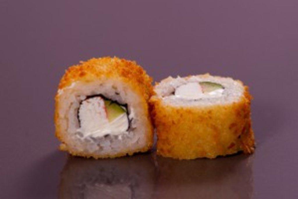 Роллы: Кани фурай в Sushin