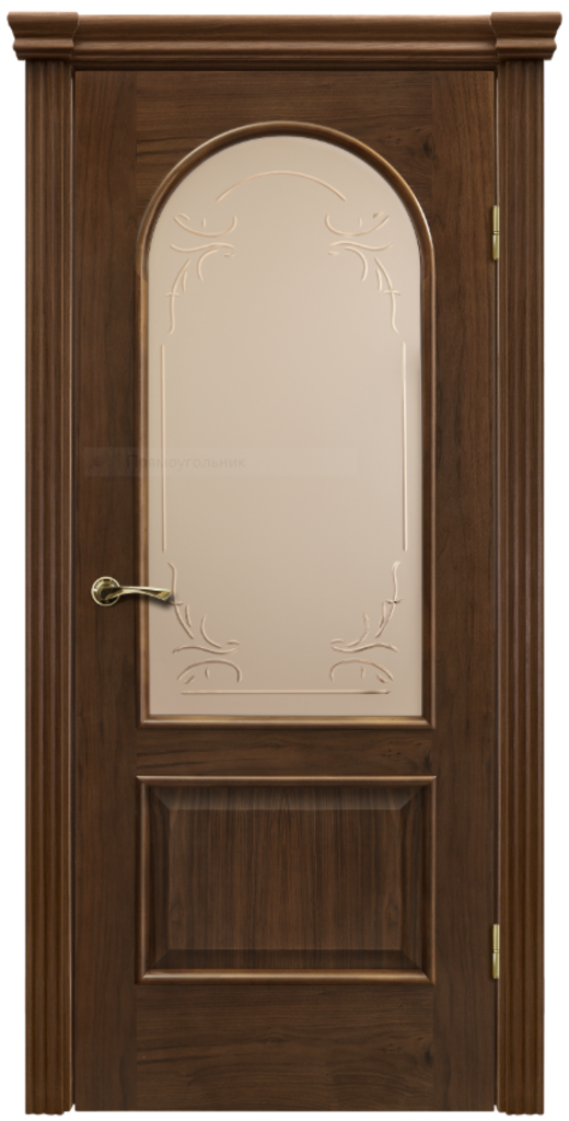Двери шпонированые: Афродита в Двери в Тюмени, межкомнатные двери, входные двери