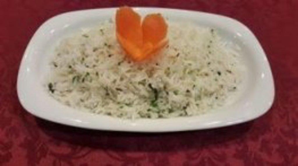 Гарниры: Джира рис в Ganga
