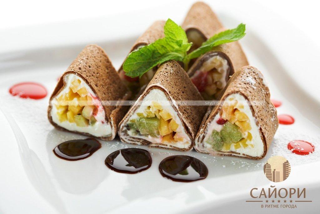 Десерты: Якогама в Сайори