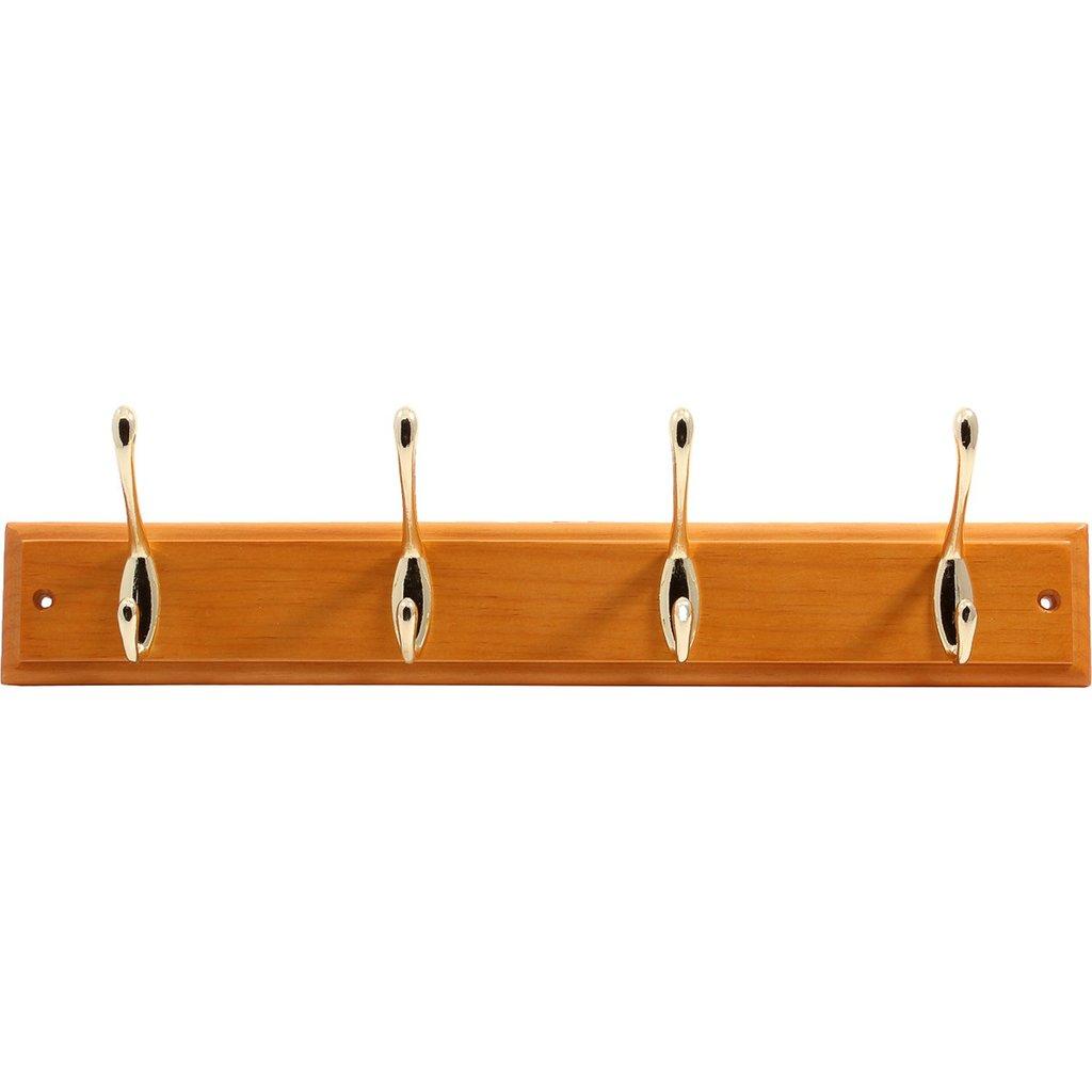 Комплектующие для мебели: Вешалка 4 крючка в ВДМ, Все для мебели, ИП Жаров В. Б.