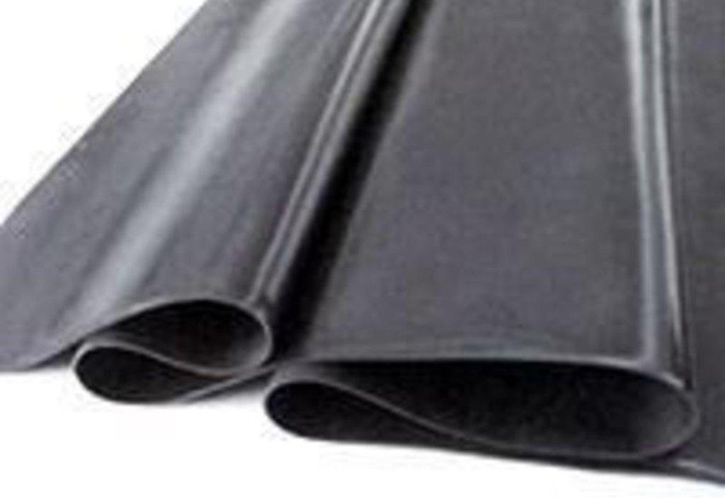 Резинотехнические комплектующие: Пластина техническая маслобензостойкая МБС в ассортименте в Квантэм