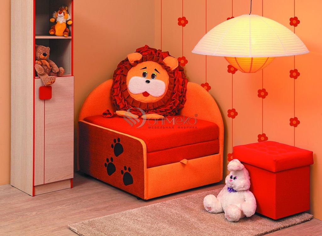 Детские диваны и мягкие кресла: Тахта Мася - 11 (Лев) в Стильная мебель