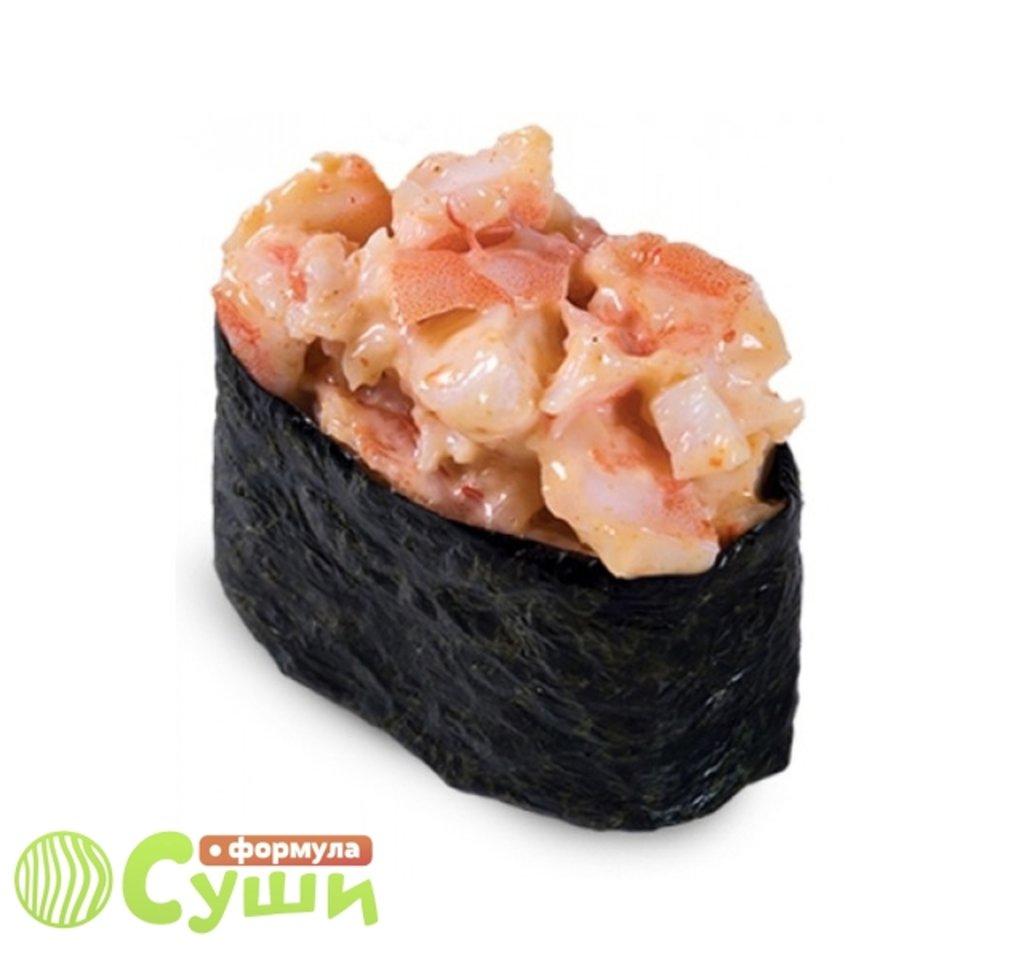 Суши: СПАЙСИ КРЕВЕТКА в Формула суши