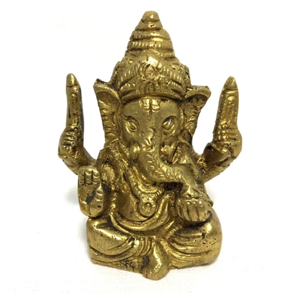 Божества и предметы культа: Бог Ганеша в Шамбала, индийская лавка