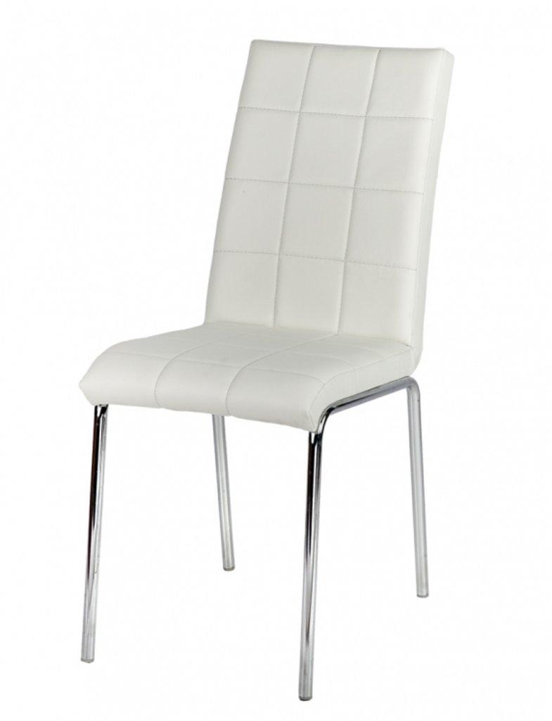 Офисные стулья: Стул Эмполи (хром) в АРТ-МЕБЕЛЬ НН