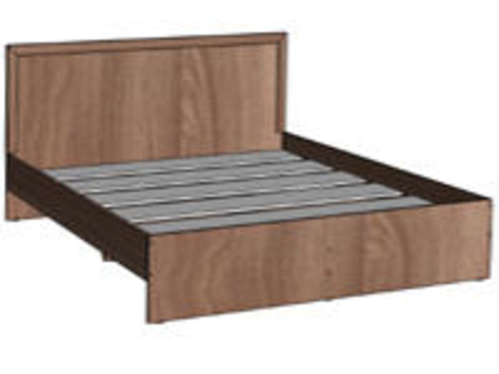 Мебель для спальни Соната. Модульная серия.: Кровать 2-х спальная 1600х2000 Соната в Уютный дом