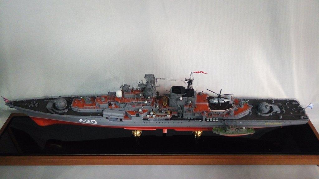 Модели кораблей: Модель корабля проекта 956. в Модели кораблей