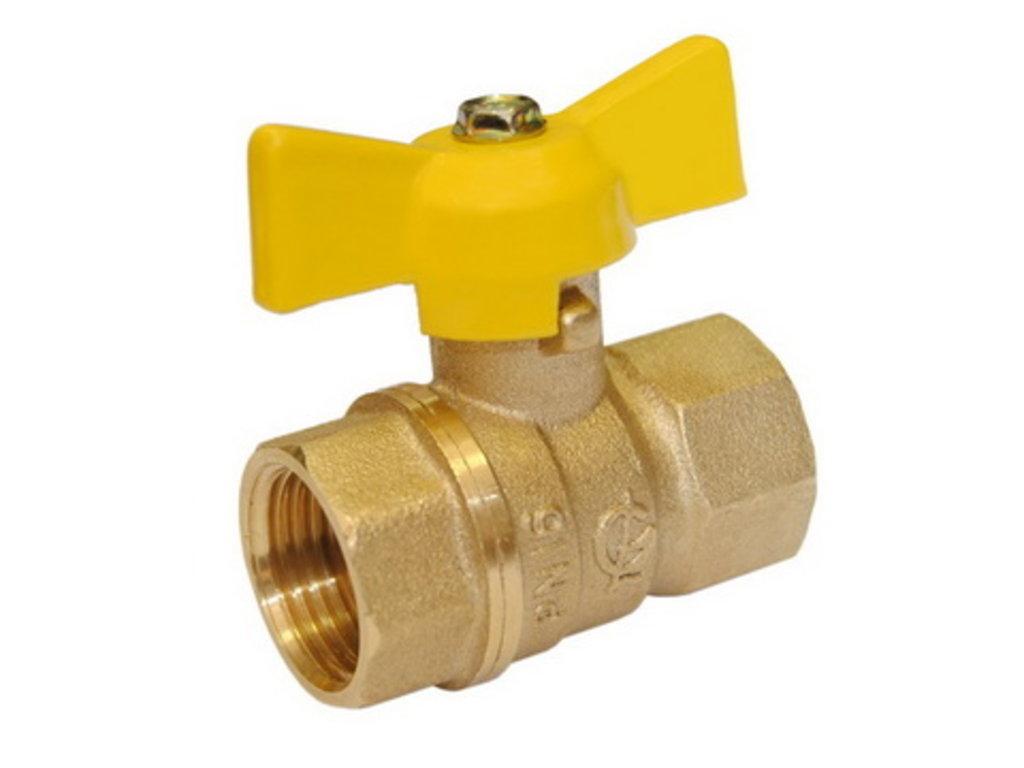 Газовое оборудование, комплектующие: Кран газовый в Газсантехоборудование