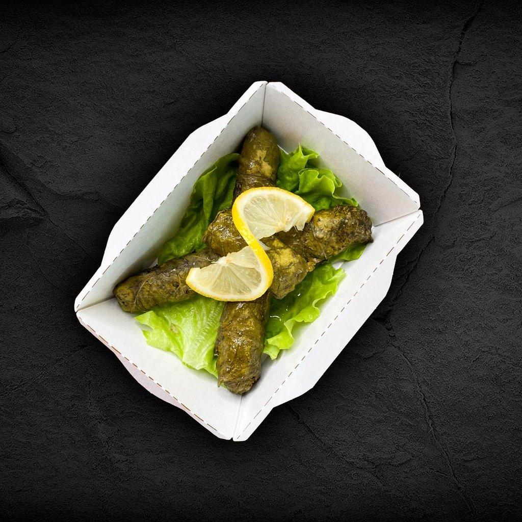 Супы+Гарниры+Вторые блюда: Долма 100 гр в SUPER KEБAБ