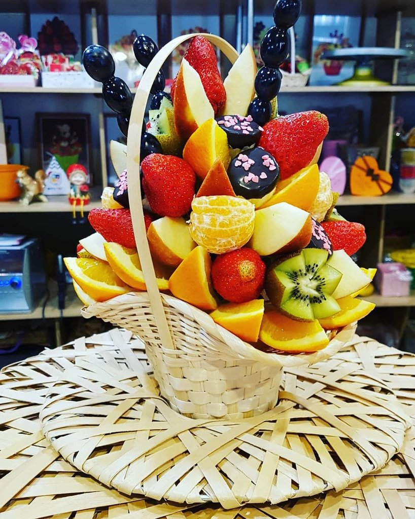 ВСЕ БУКЕТЫ: Аврора в Fruit Art