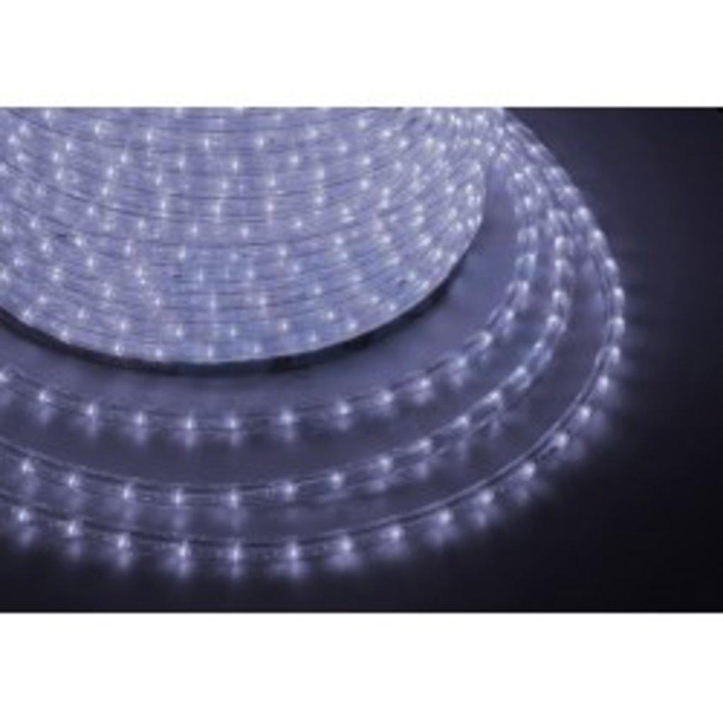 Дюралайт и комплектующие: Дюралайт LED БЕЛЫЙ 3-х жильный (рез 2м) в СВЕТОВОД