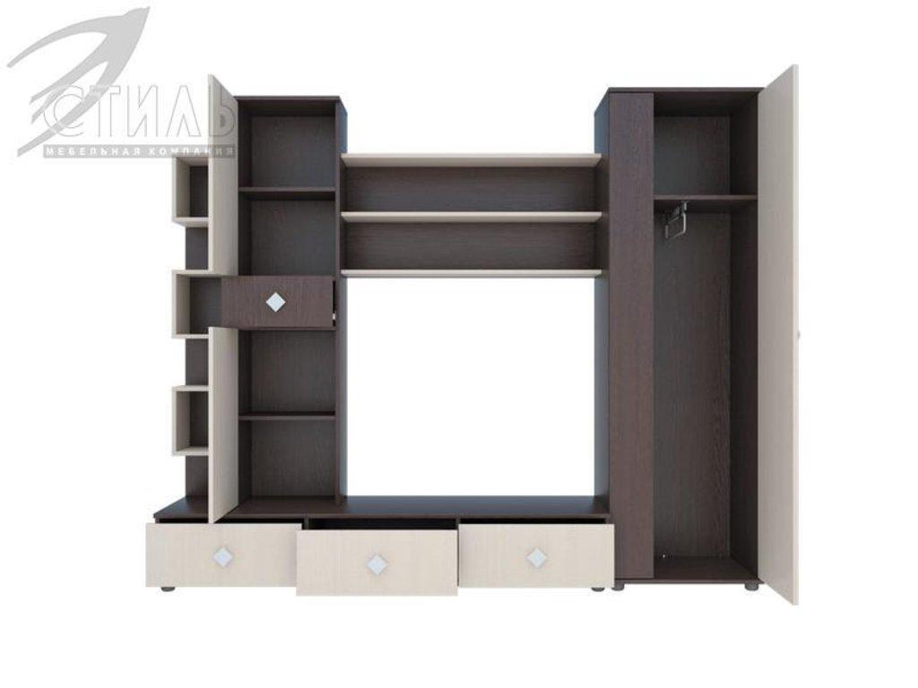 Гостиные: Мебель для гостиной Стиль - 2 в Диван Плюс