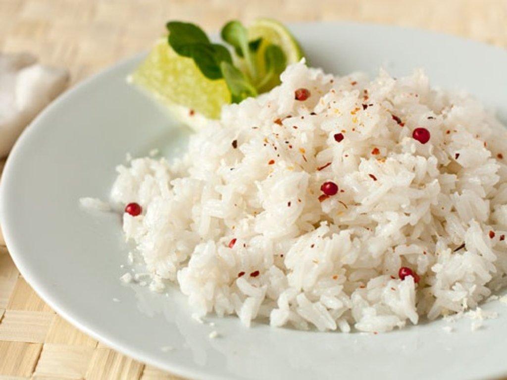 Гарниры: Рис рассыпчатый в Смак-нк.рф