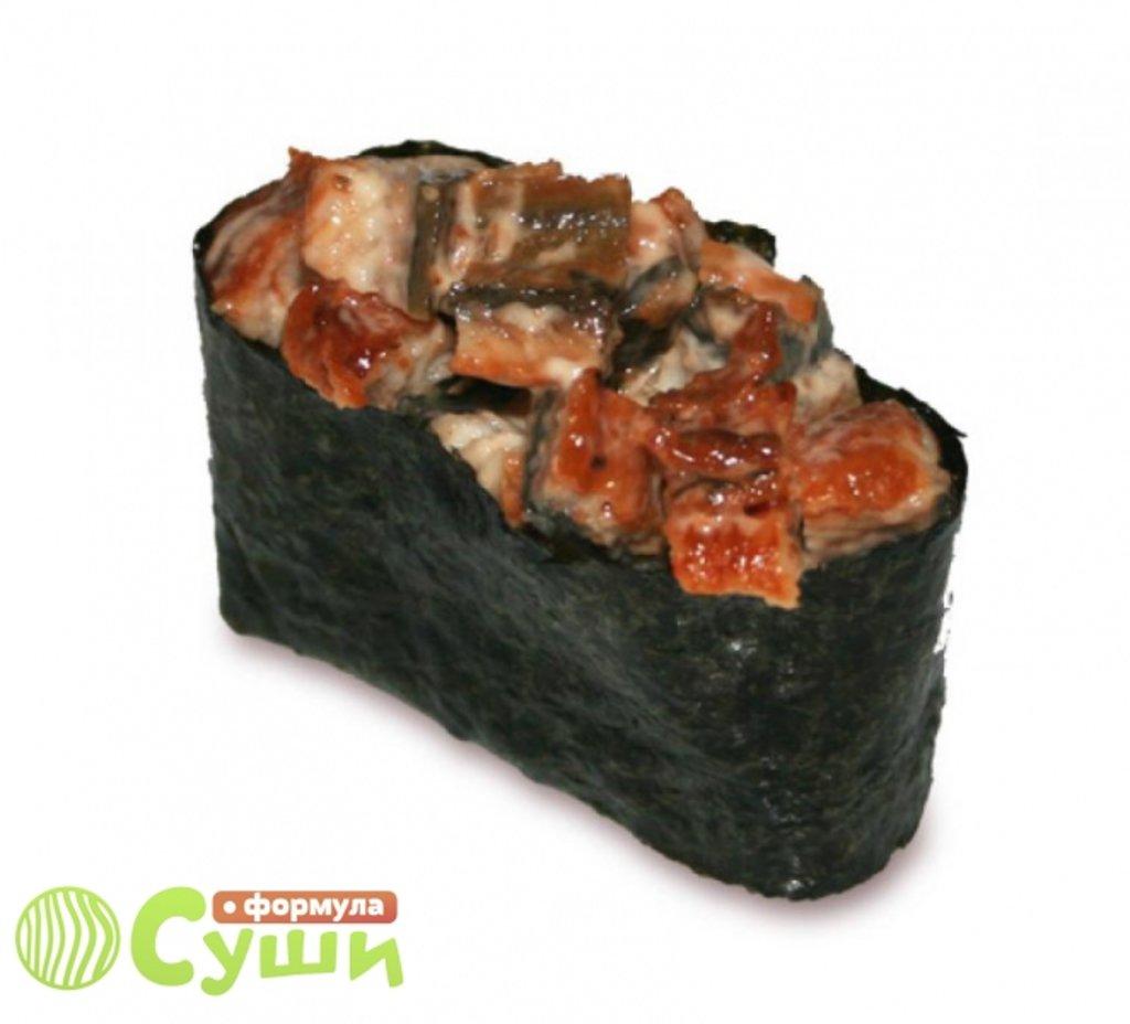 Суши: СПАЙСИ УГОРЬ в Формула суши