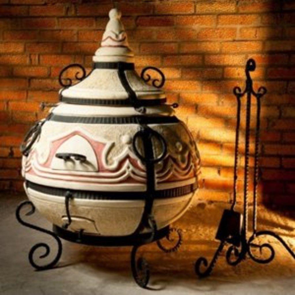 Тандыры и мангалы: Тандыр Сармат Восточный в Антиль