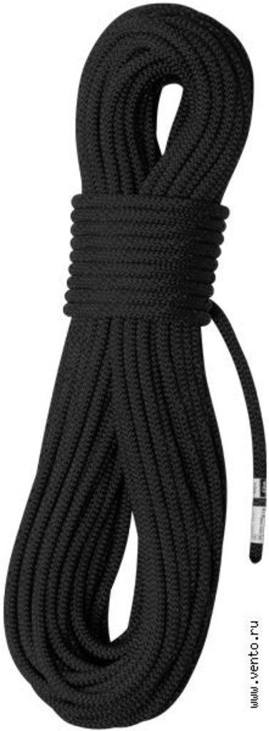 Статические веревки: Веревка статическая «Static 11 black» д. 11 мм 100м в Турин