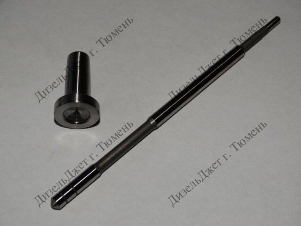 Клапана с штоком: Клапан со штоком F00RJ01428 Подходит для ремонта форсунок BOSСH: 0445120048, 0445120049. в ДизельДжет