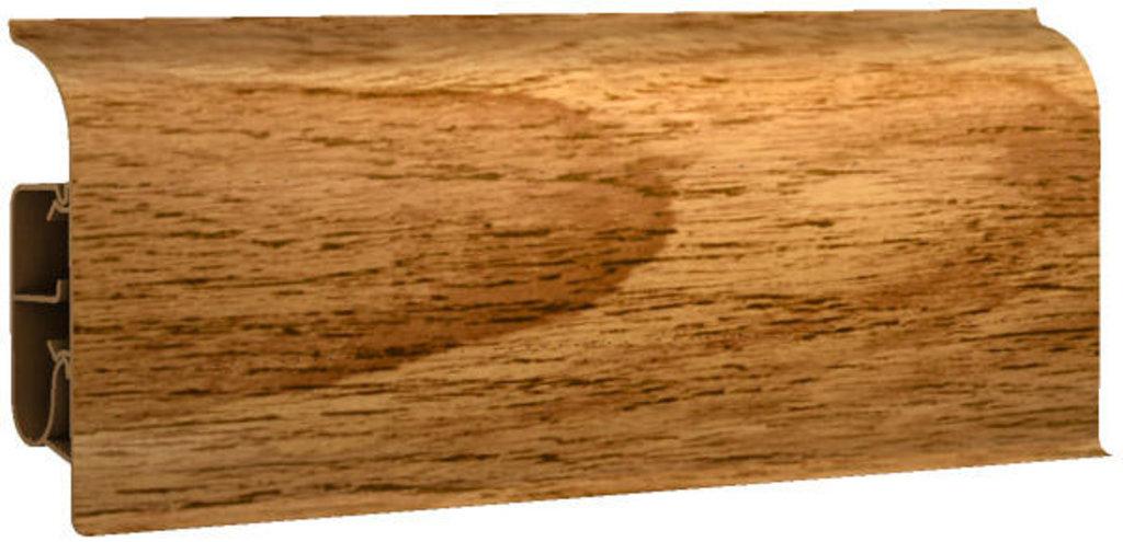 Плинтуса напольные: Плинтус напольный 85 полуматовый 8542 дуб французский в Мир Потолков