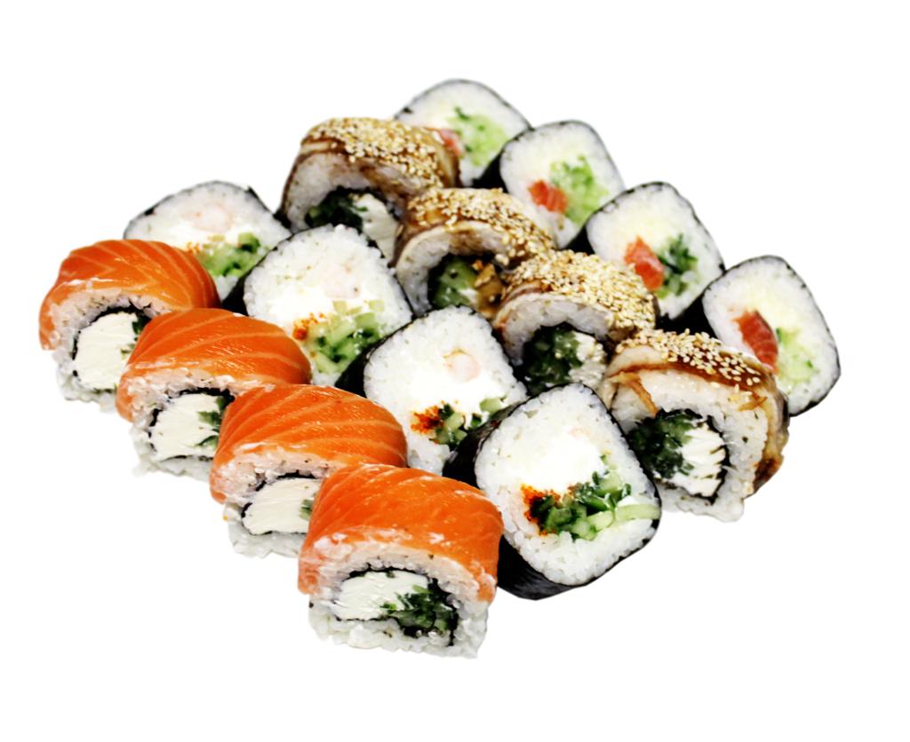 Быстрая и бесплатная доставка суши, роллов, еды в коробочках по новосибирску.