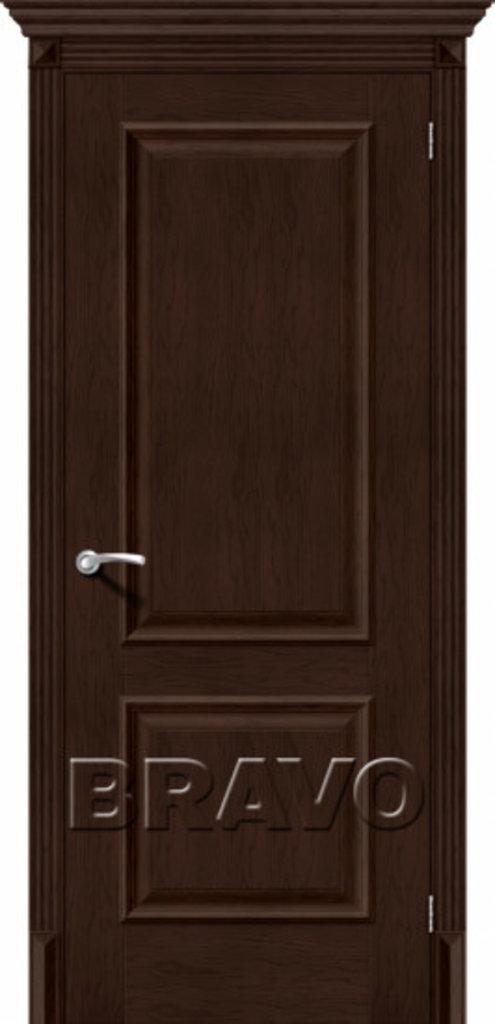 Двери экошпон BRAVO Classico: Классико-12 (new) Antique Oak в STEKLOMASTER