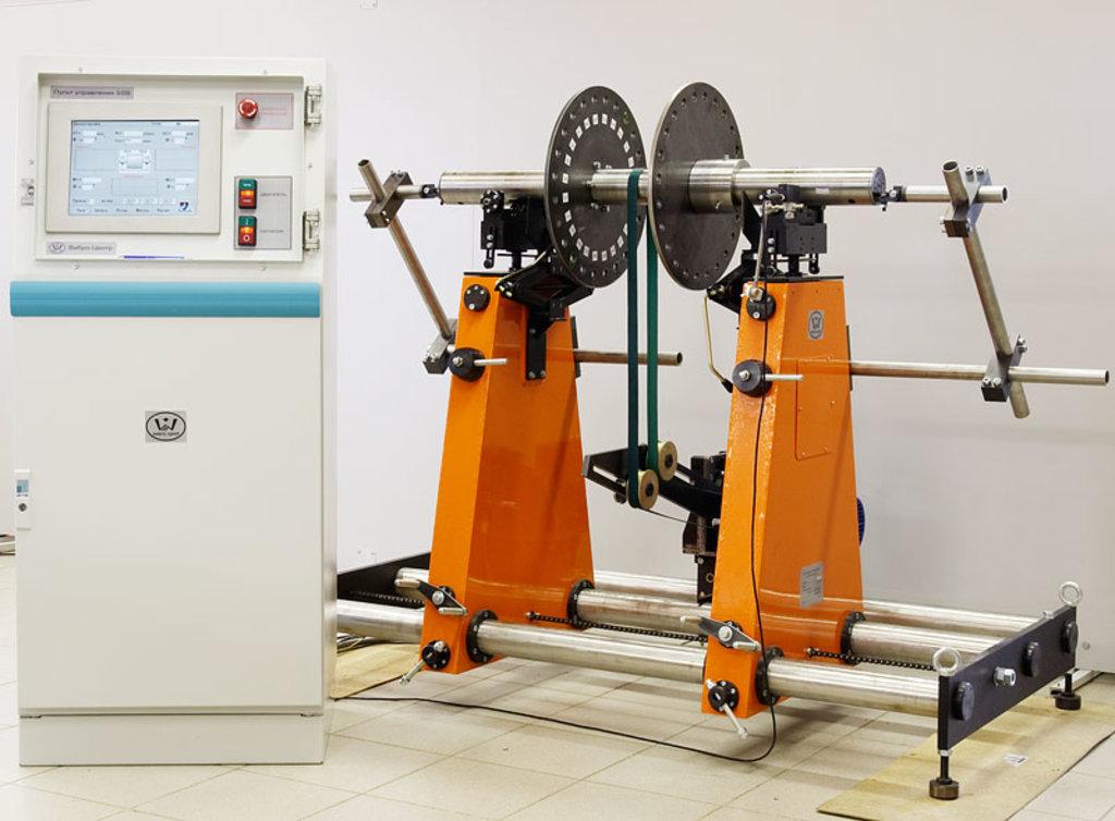 Ремонт электрооборудования: Динамическая балансировка в Электрореммаш, ООО