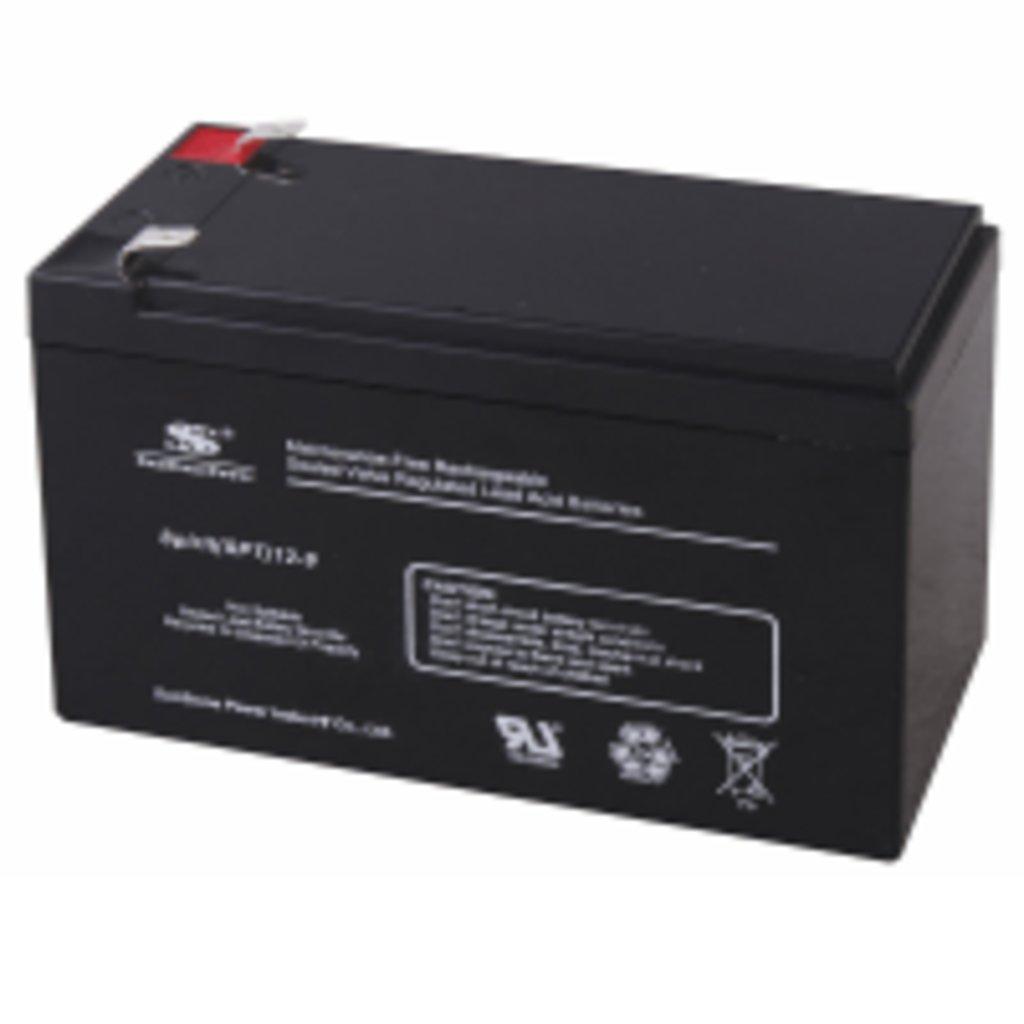 Для ИБП: Аккумулятор SunStonePower SPT12-9 в Горизонт