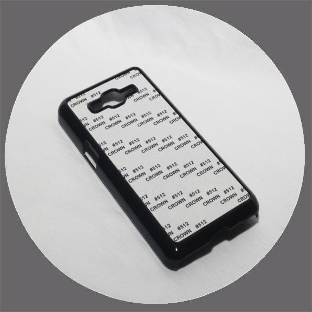Samsung: Чехол для Samsung Galaxy Grand prime G5306 Черный пластиковый в NeoPlastic