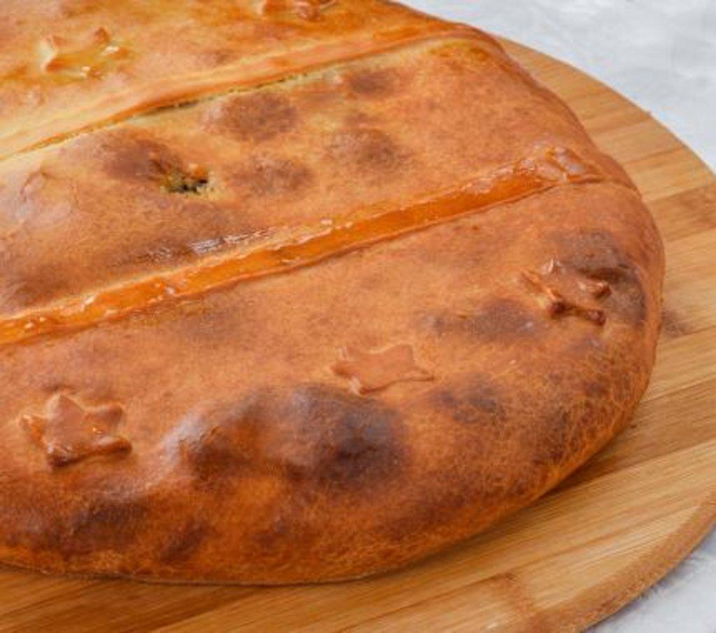 Татарские пироги: Пирог татарский с Адыгейским сыром и грец. орехом в Царевы Пироги