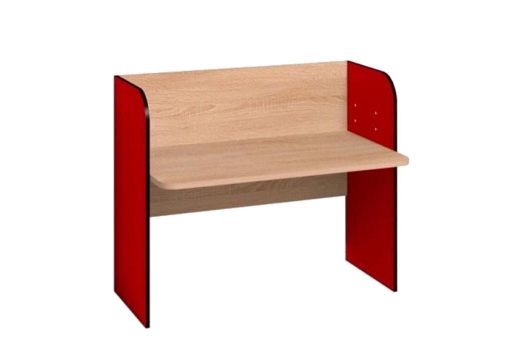 Детские и подростковые столы: Стол письменный Автобус 2 в Стильная мебель