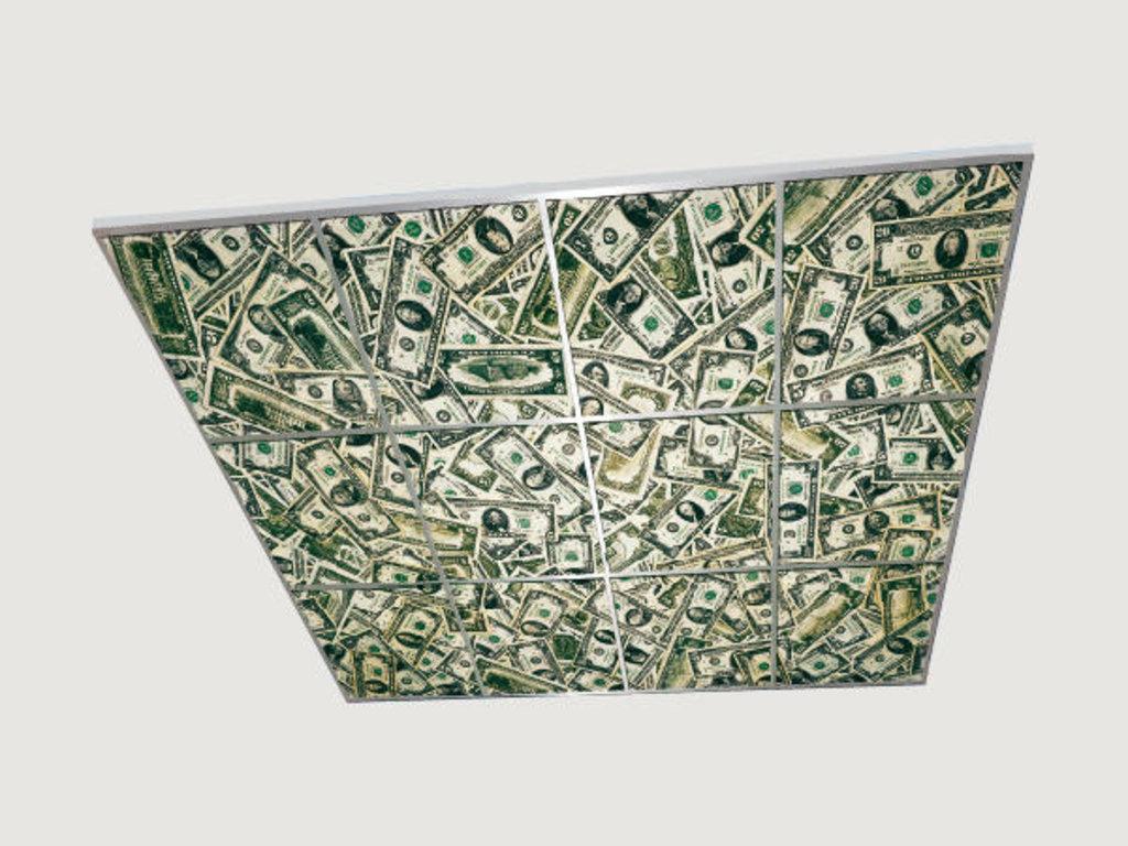 Витражные (стеклянные) потолки: Серия «Разное» в Мир Потолков