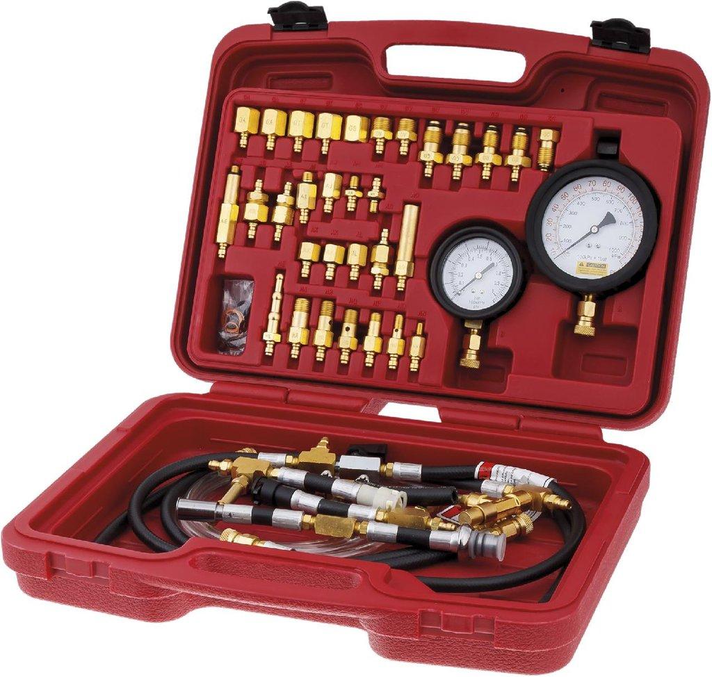 Инструмент для ремонта и диагностики топливной системы автомобиля: KA-7236K Набор для измерения давления в топливной системе в Арсенал, магазин, ИП Соколов В.Л.