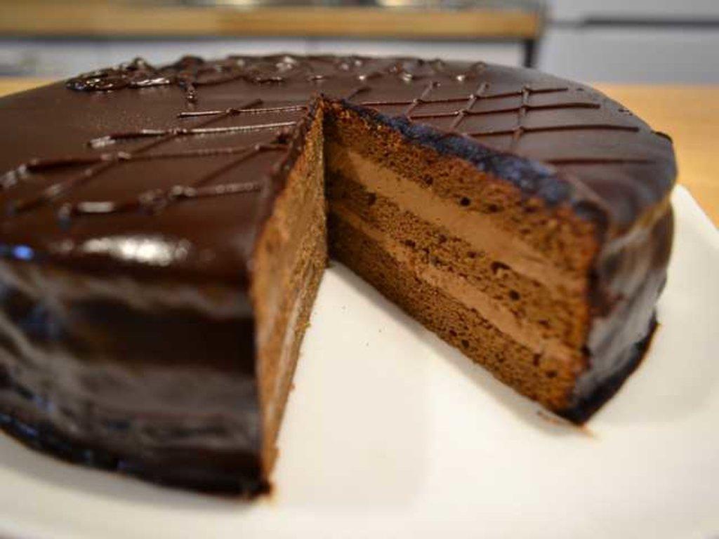 "Торты: Торт ""Прага"" в Обедовъ"