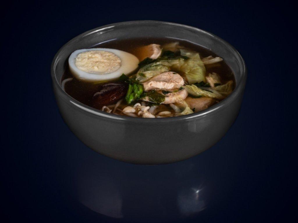 Супы: Торинику в МЭСИ суши&роллы