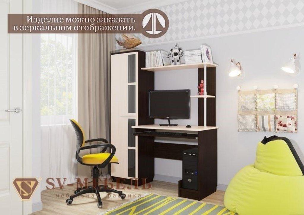 Столы: Стол компьютерный №1 в Диван Плюс