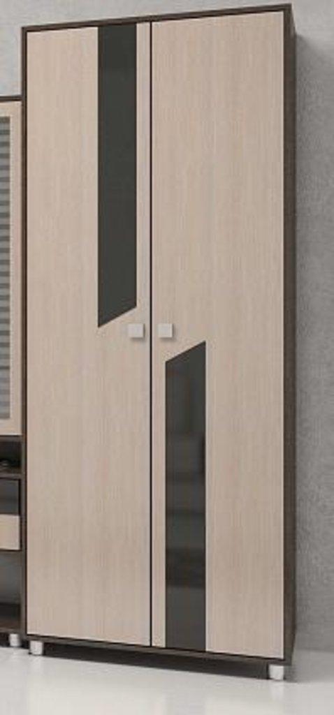 Мебель для гостиной Нота-9: Шкаф двухстворчатый Нота-9 в Диван Плюс