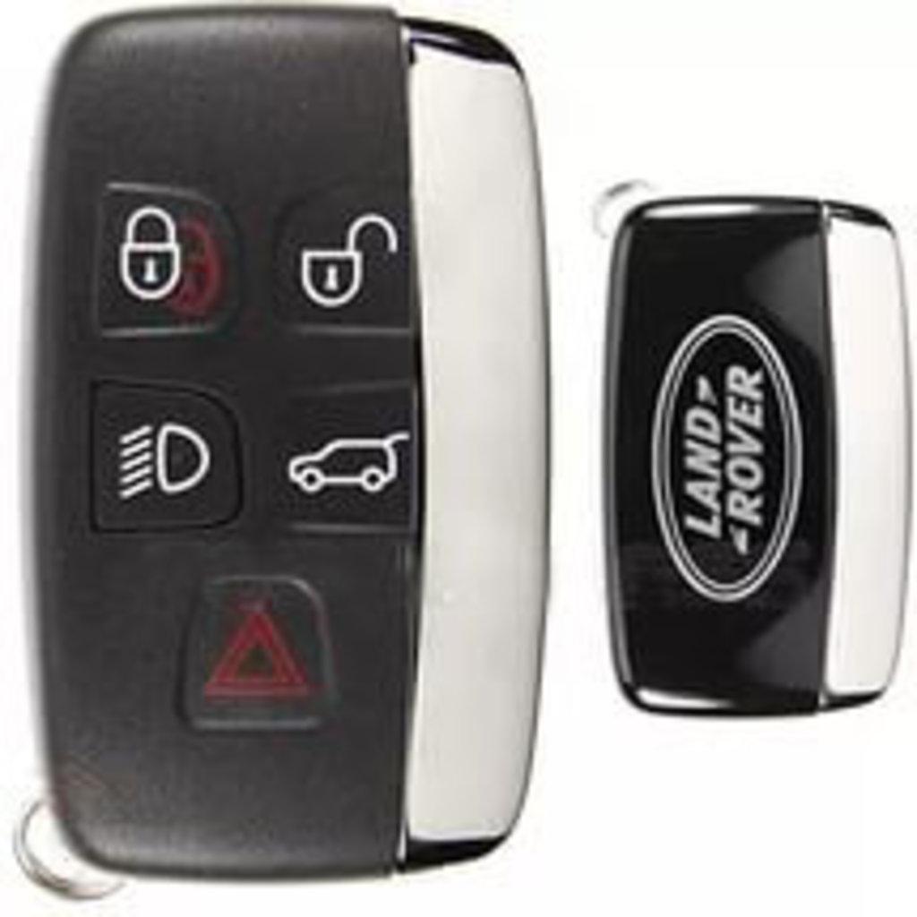 Установка автосигнализаций: Автосигнализация простая на Land Rover в CLIFFORD
