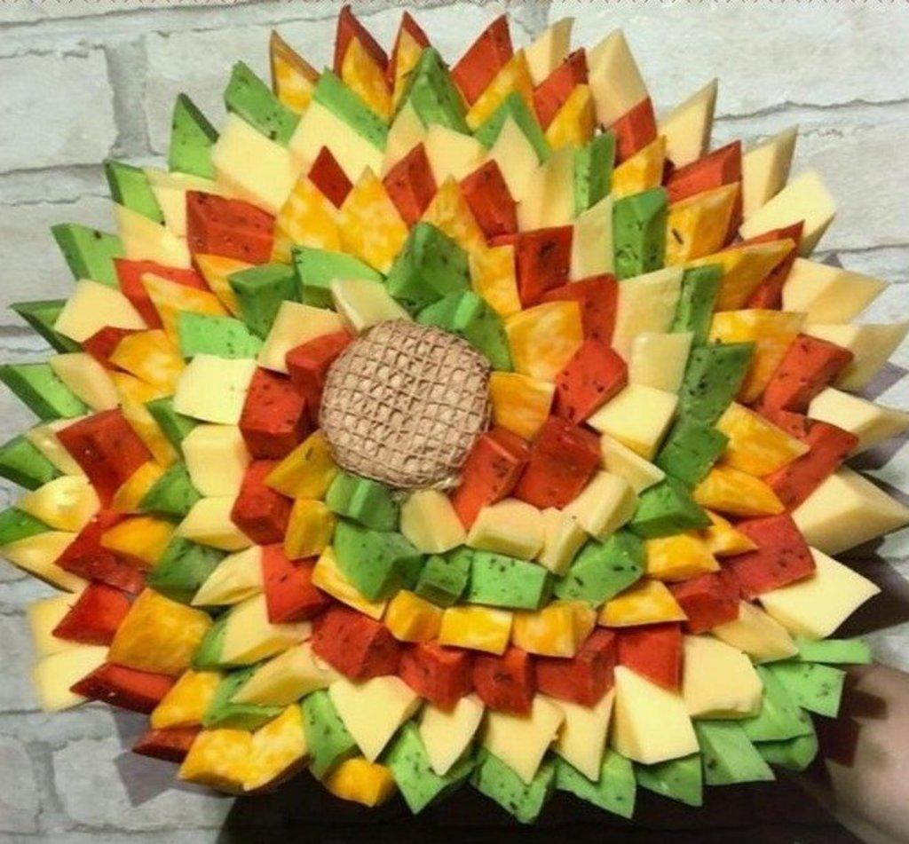 ВСЕ БУКЕТЫ: Торнадо в Fruit Art