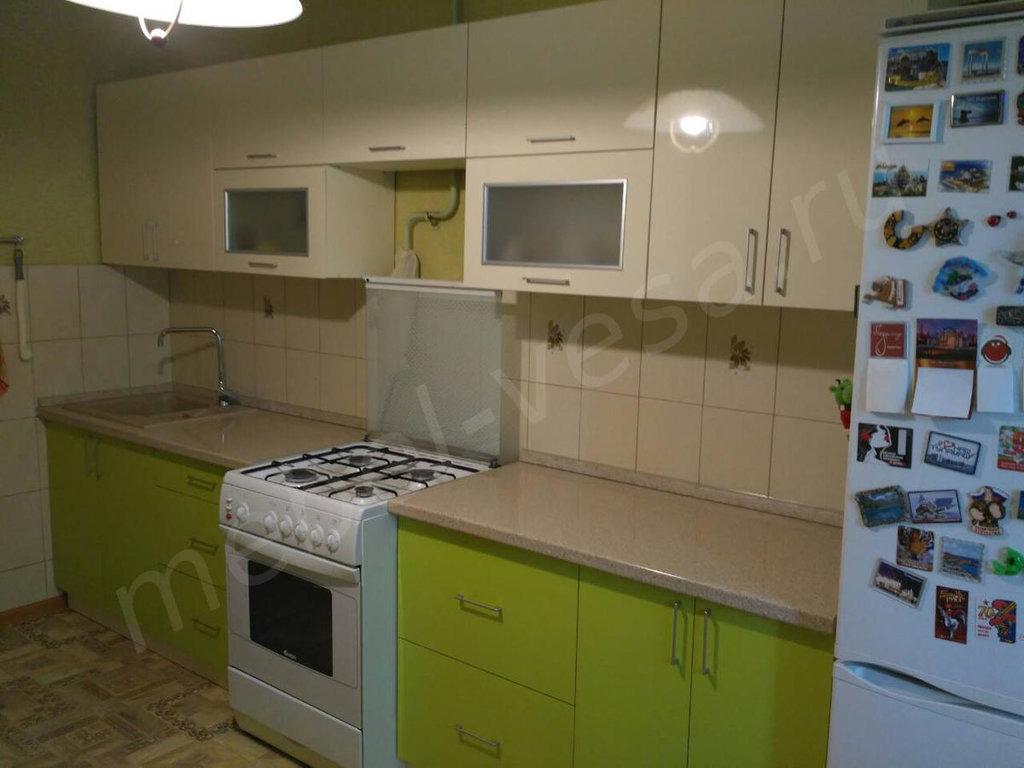 Кухни: Кухня Лайм-Браш в Vesa