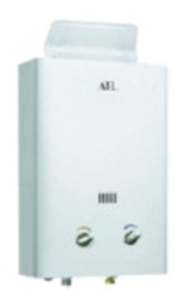 Водонагреватели, бойлеры, колонки: Водонагреватель проточный газовый ATLAN (POWER) 2-6L в ТеплоСНАМИ