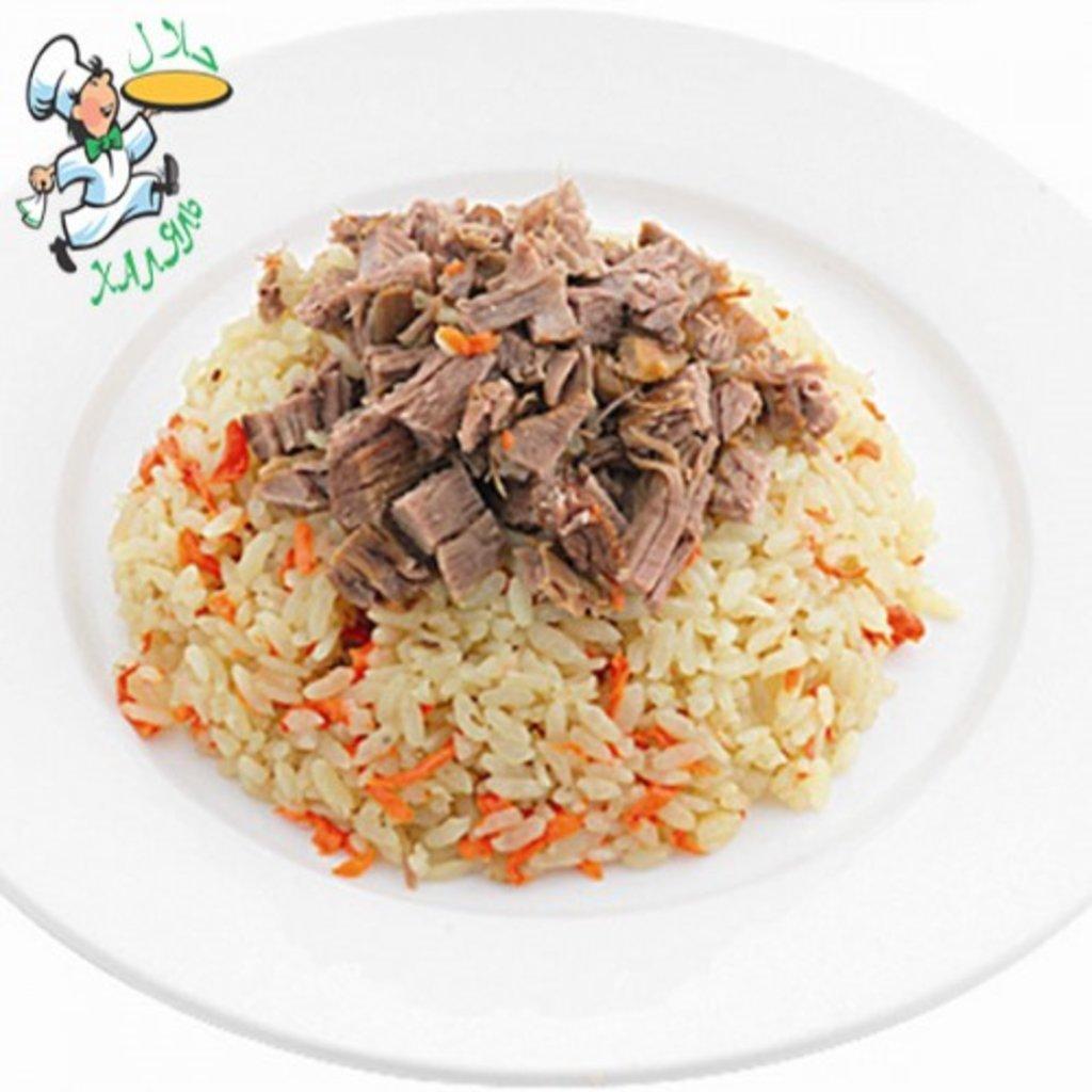 Вторые блюда: Плов в Папа-Лаваш, шаурма-центр