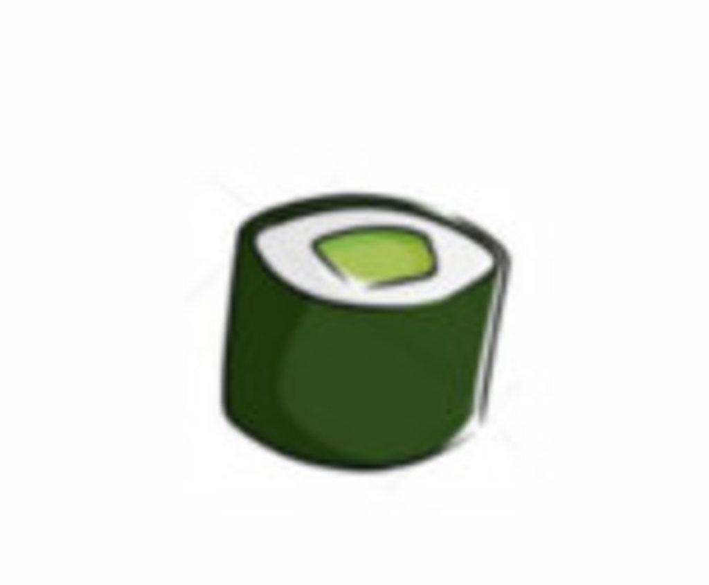 Мини-роллы: СЫР+ЛОСОСЬ в Формула суши