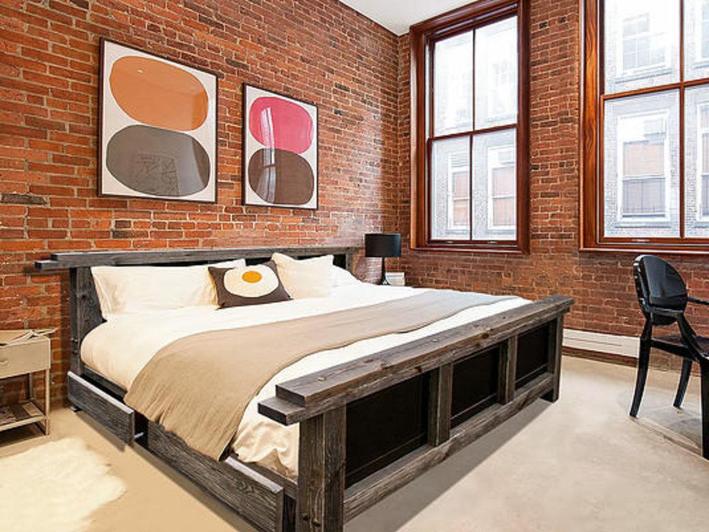 Кровати: Кровать Манхэттен-2 в Золотая рыбка