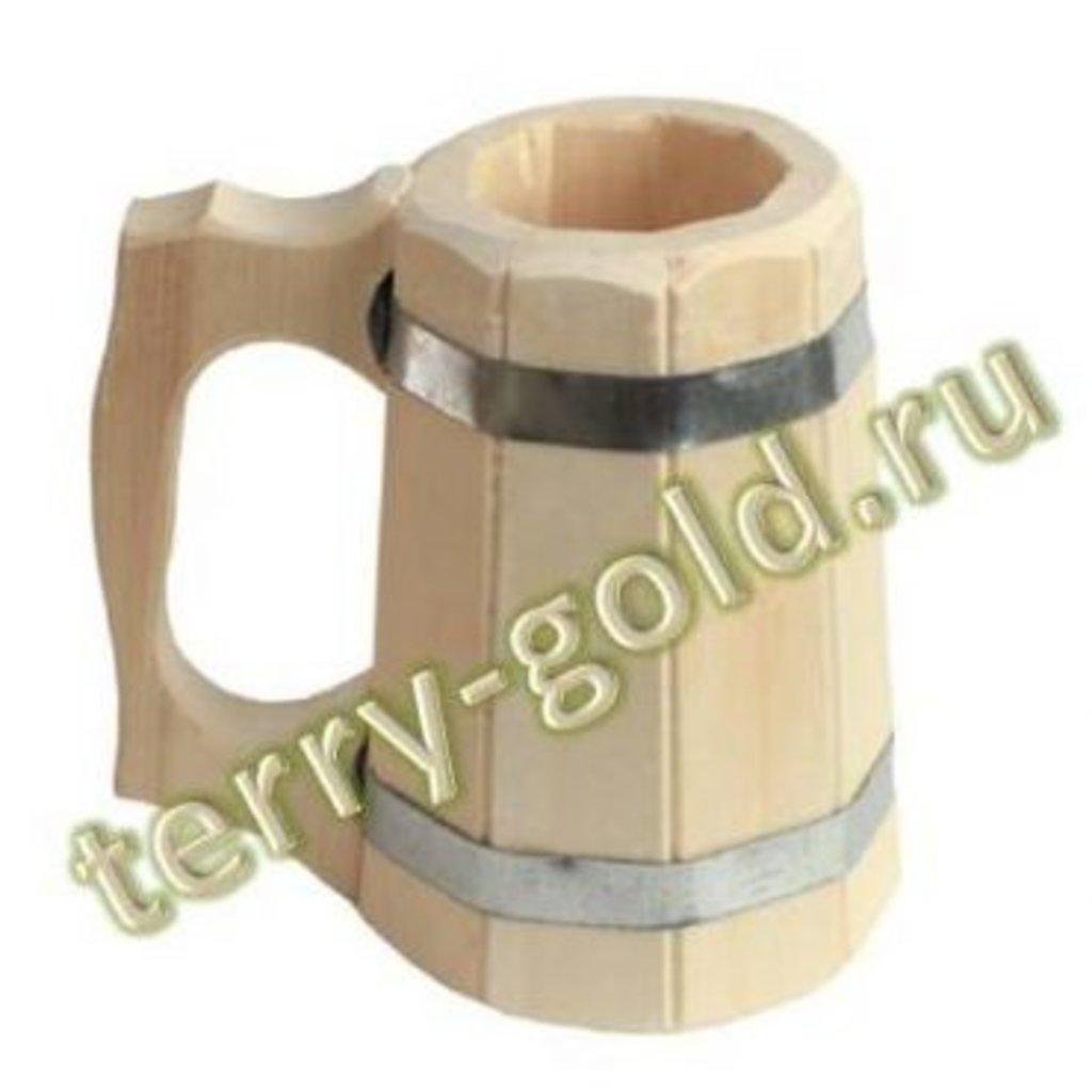 Бондарные изделия: Кружка в Terry-Gold (Терри-Голд), погонажные изделия