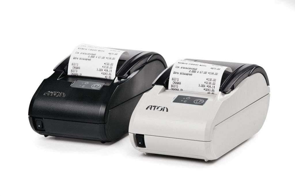 Кассовые аппараты: АТОЛ 55Ф в Точные решения