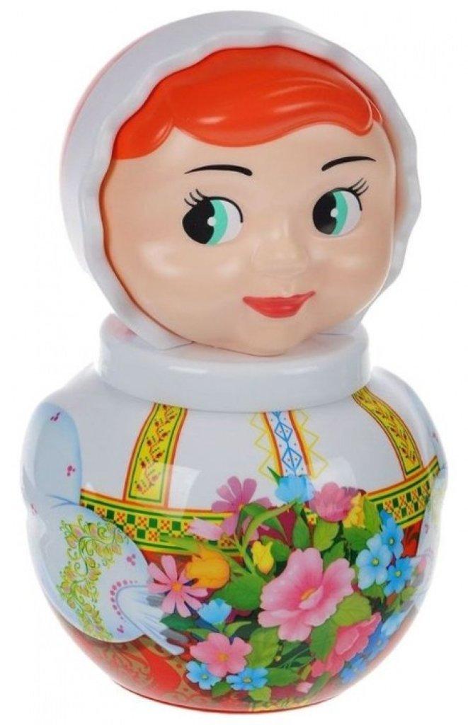 """Игрушки для малышей: Неваляшка малая """"Аленушка"""" в кор. /Стеллар/ в Игрушки Сити"""