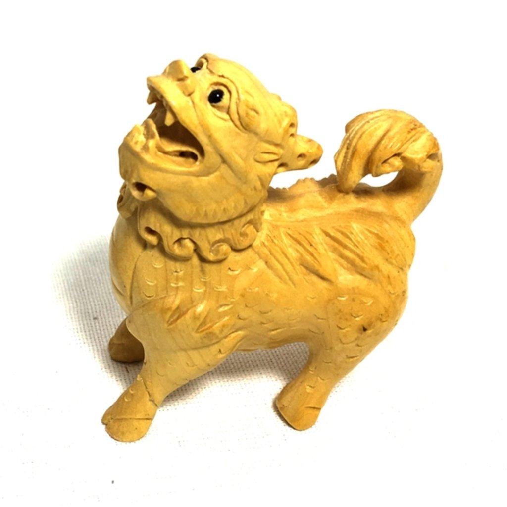 Статуэтки: Китайская собака Фу в Шамбала, индийская лавка